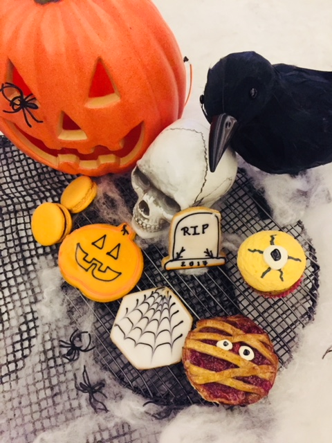 MANGIA's HALLOWEEN TREATS