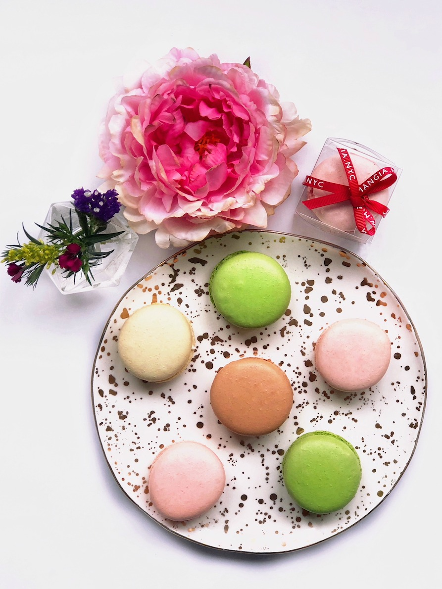 Celebrate LOVE with Mangia Macaroons