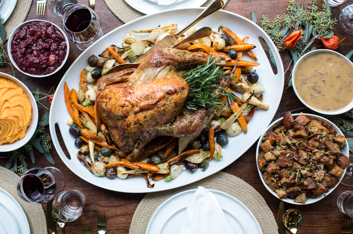 PLANNING YOUR THANKSGIVING FEAST