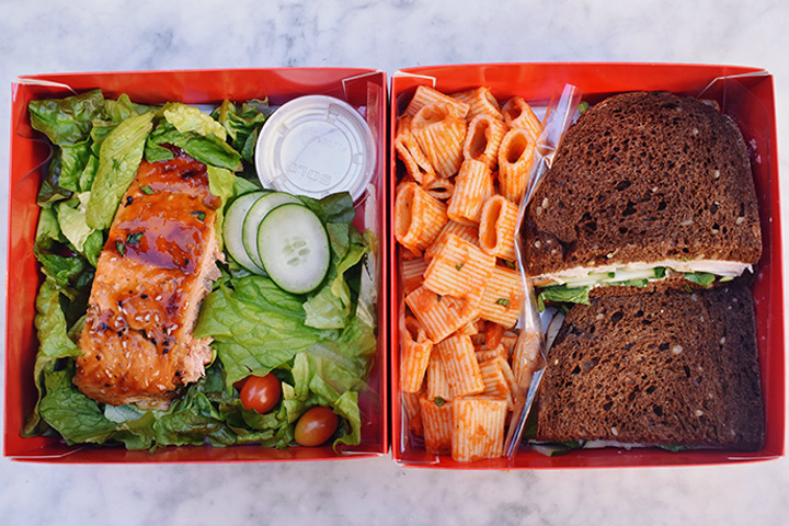 Customize your Lunch Box
