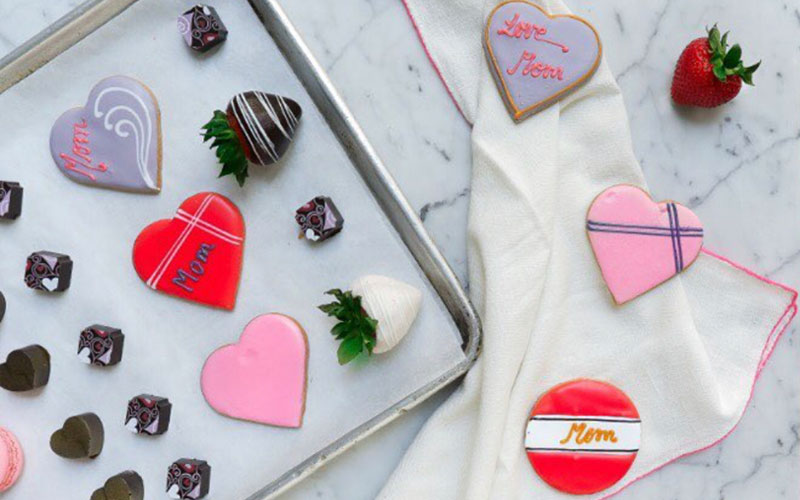 Shop Cookie Boxes for Mother's Day