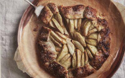 Pear Ginger Tart