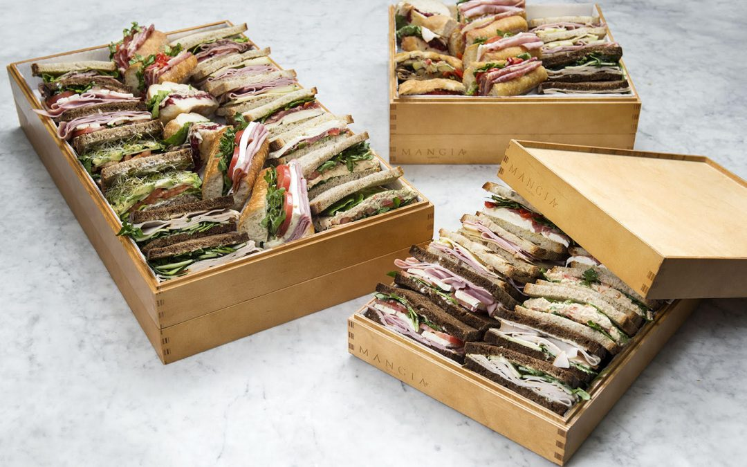 How To Choose The Right Business Lunch Menu?