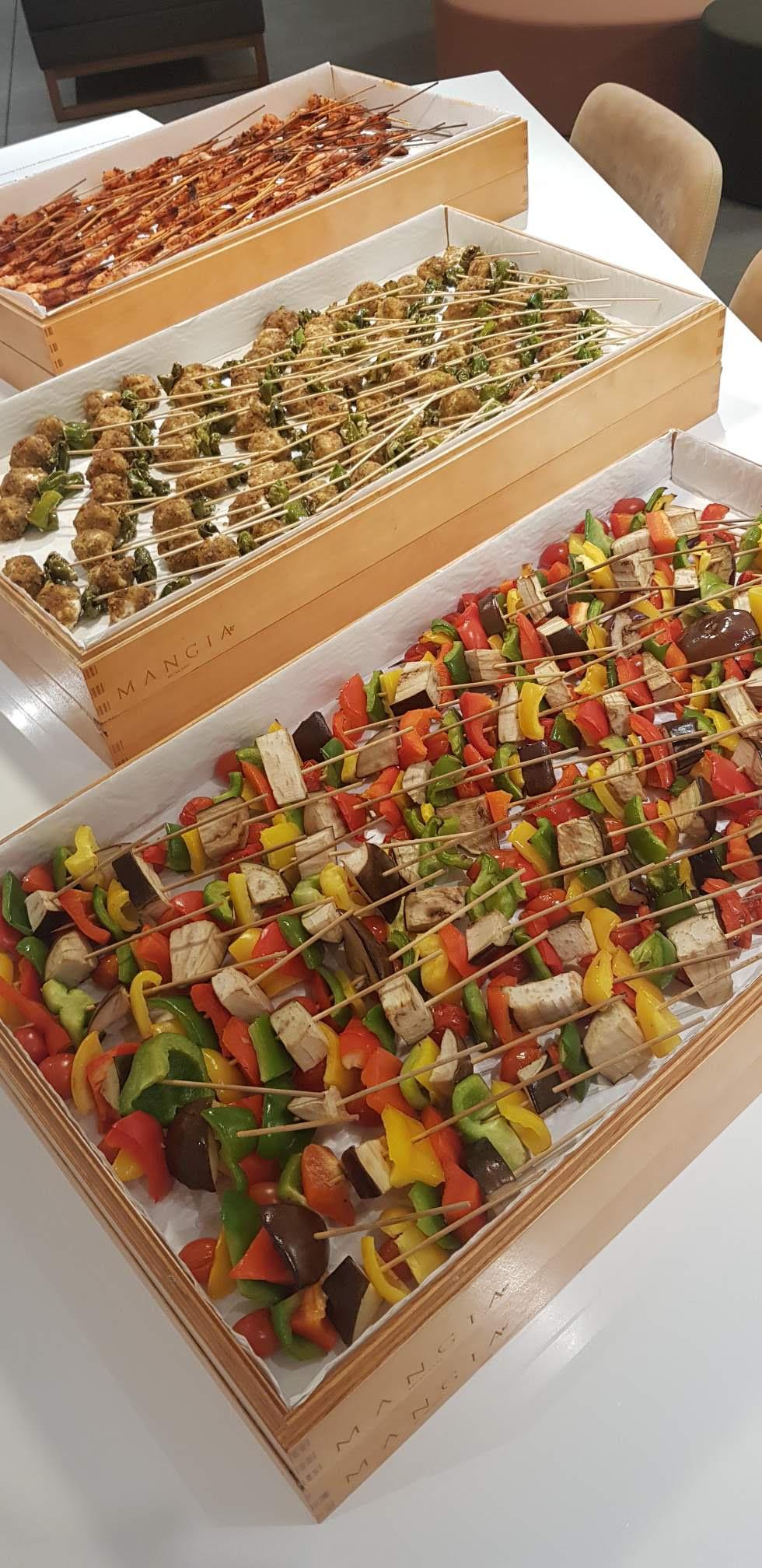 corporate catering ideas