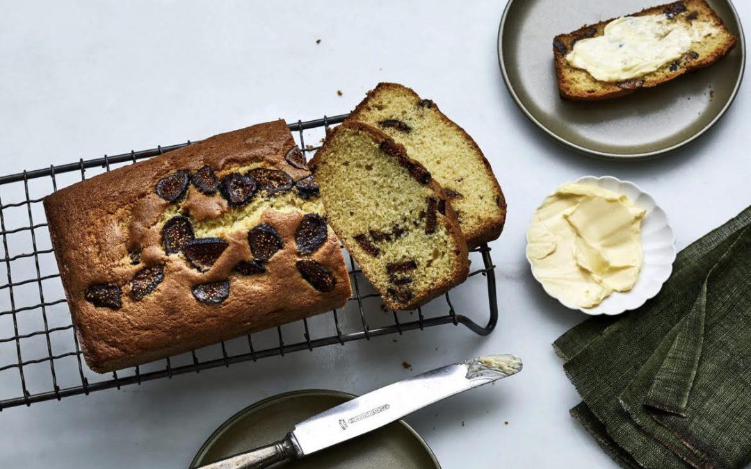 Fig and Walnut Loaf Recipe