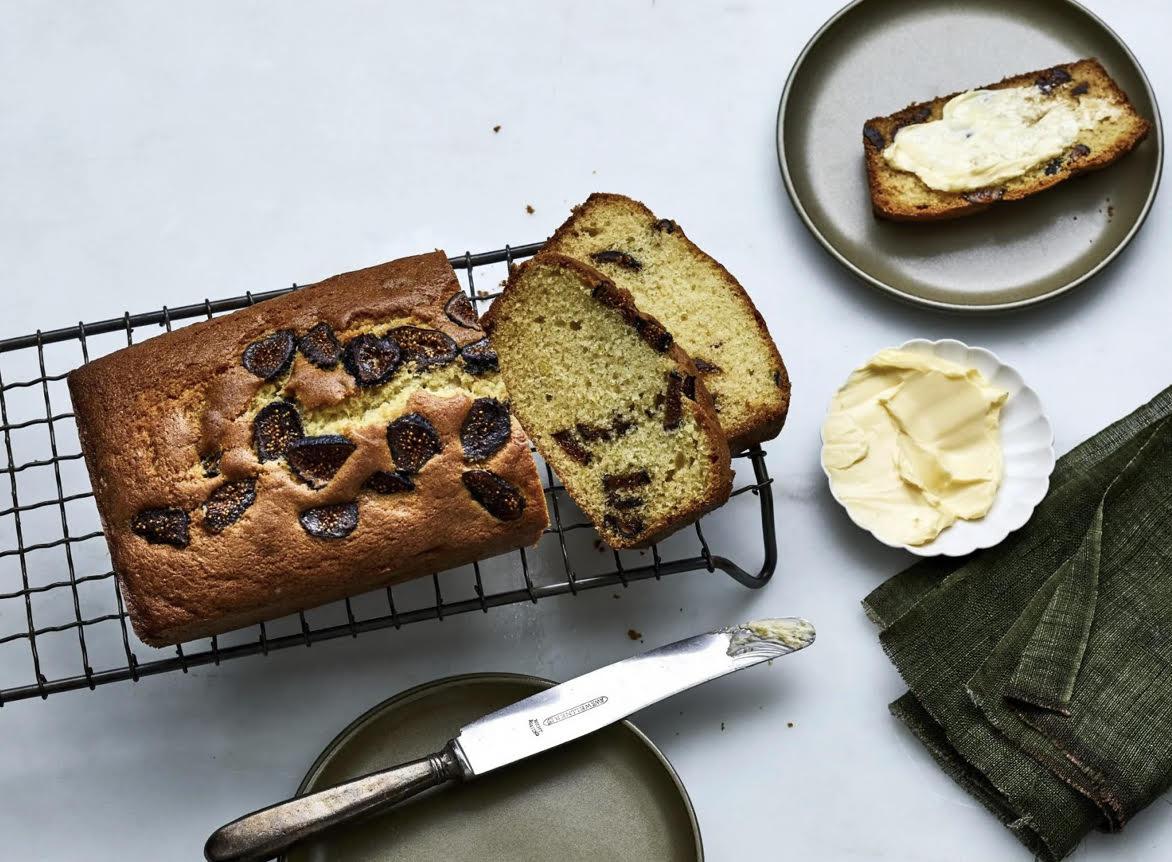 Fig Walnut Loaf Recipe