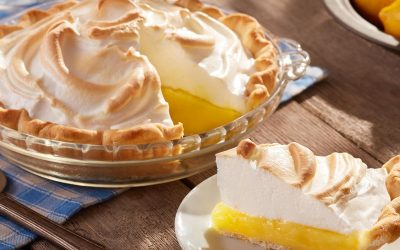 Perfect Lemon Meringue Tarts Recipe
