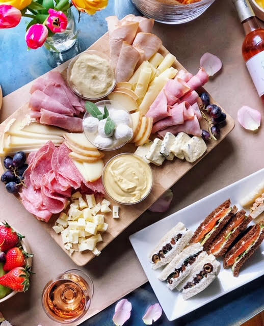 Summer Refreshing & Entertaining Recipes from Mangia