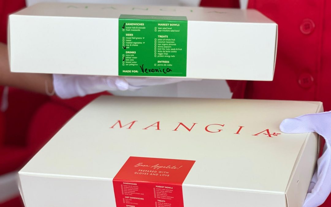 Mangia's Grab N Go Lunch