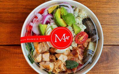 Mangia's Salad Bar NYC