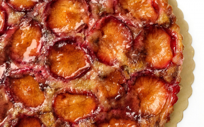 Plum Tart Recipe – How To Make Our Rustic Tart At Home