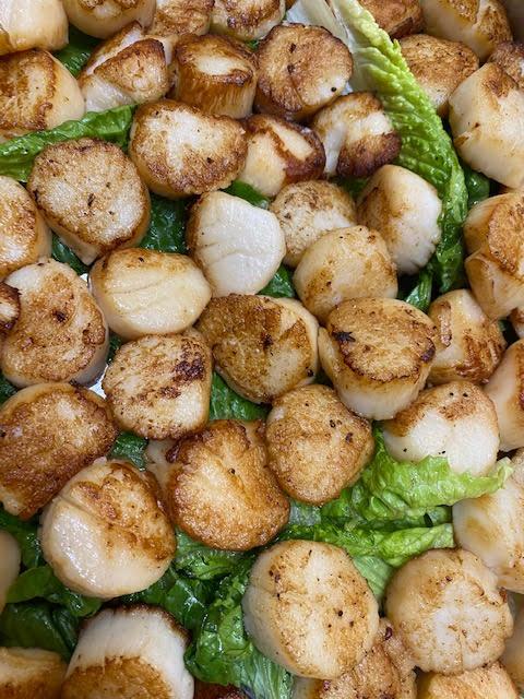 scallops recipe