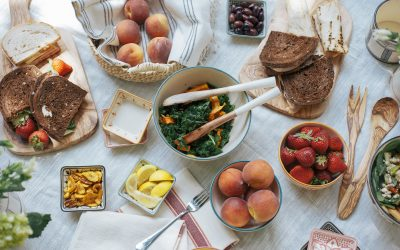 5 Easy Picnic Ideas for  4th of July