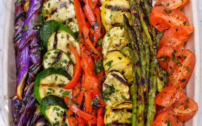 The Basics of Grilling Veggies: Summer's Bounty shines when cooked over an open flame.